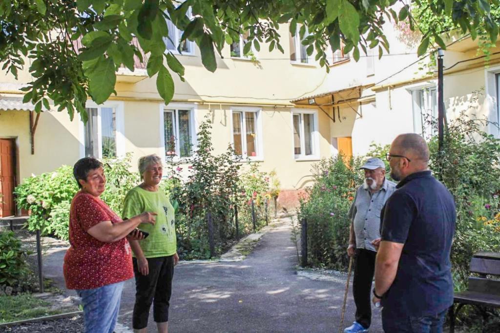 У Нововолинську ОСББ завдяки програмі енергоефективності зможе утеплити будинок