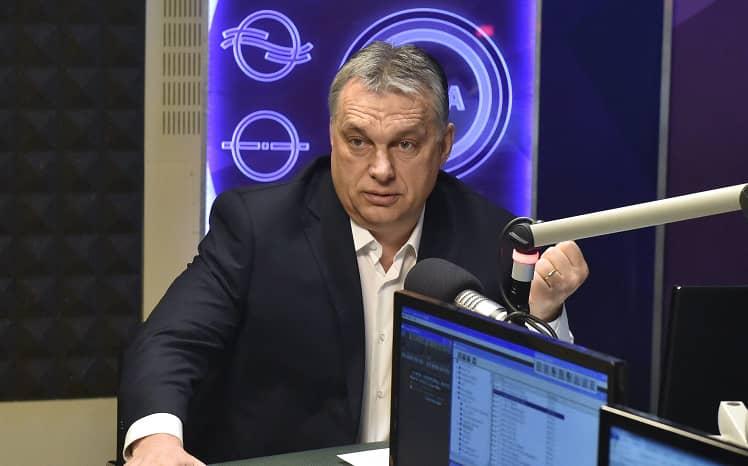 Орбан заявив, що нелегальні мігранти становлять біологічну загрозу