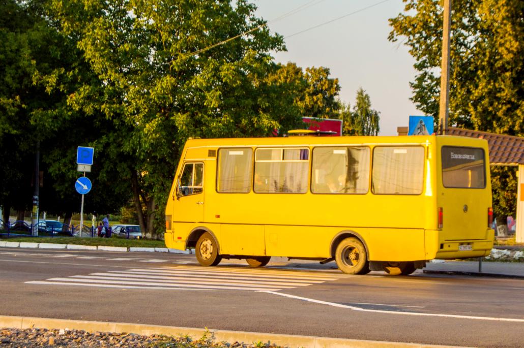 У Нововолинську з 1 вересня пільговики безплатно їздитимуть за двома автобусними маршрутами