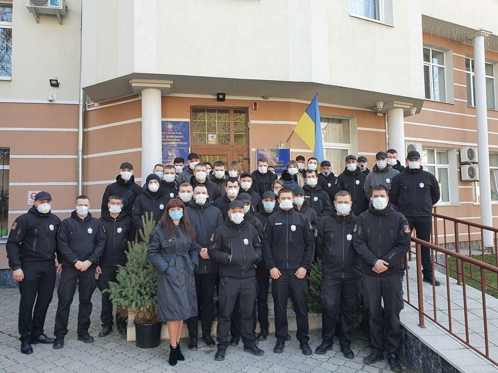 Луцьких муніципалів відзначать з нагоди річниці створення департаменту