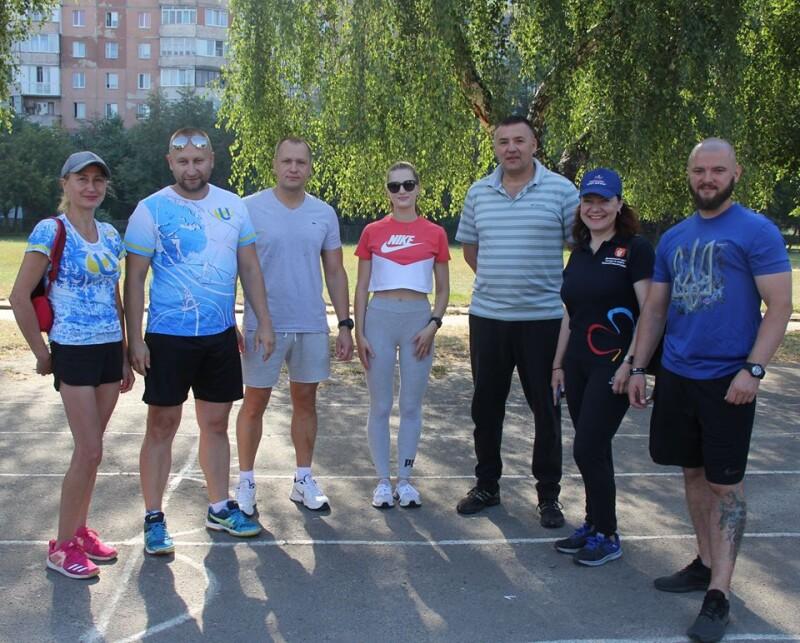 «Ранковій гімнастиці для всіх»  у Луцьку – чотири роки