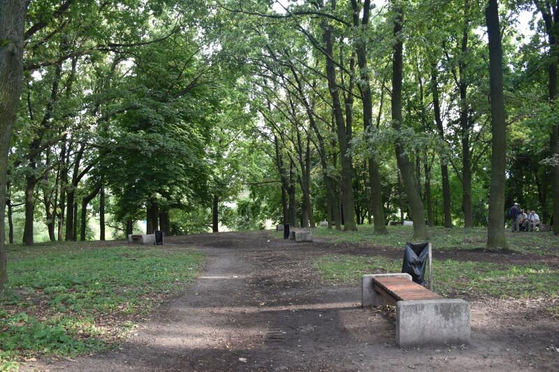 Парк «Дубовий гай» у Луцьку очікують кардинальні зміни