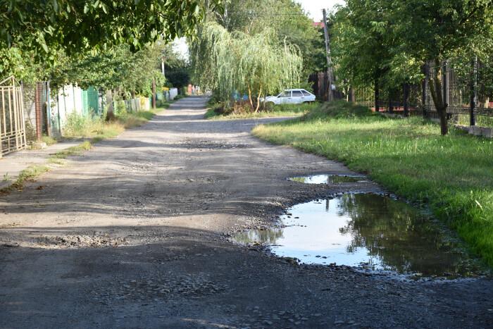 На вулиці Качалова у Луцьку облаштують нове покриття