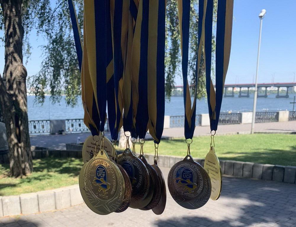 Ковельчанин здобув 10 медалей з 10 можливих на чемпіонаті України з веслування