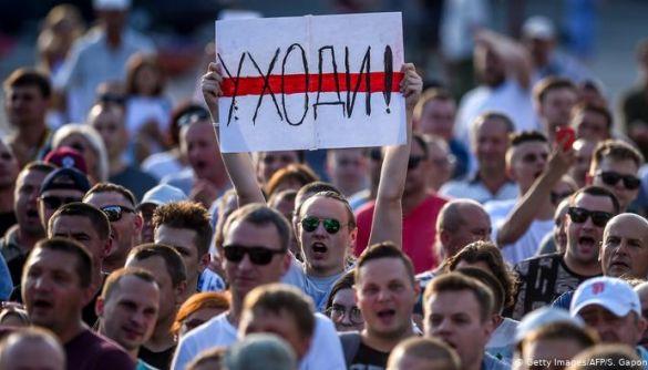 У Кремлі заявили, що наразі немає потреби у військовій допомозі Білорусі