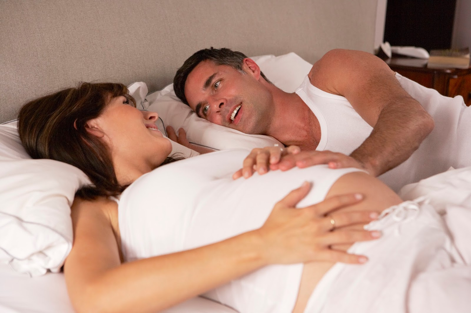 Чи можна займатися сексом під час вагітності: про що має знати жінка*