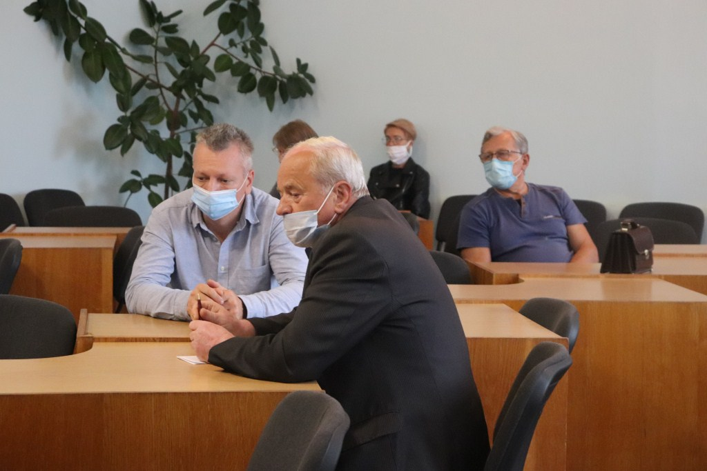 У Володимирі-Волинському обговорили готовність закладів освіти до навчального року