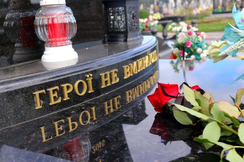 У Володимирі-Волинському вшанували пам'ять захисників України