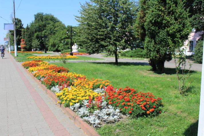 У Нововолинську проаналізували стан благоустрою перед святами