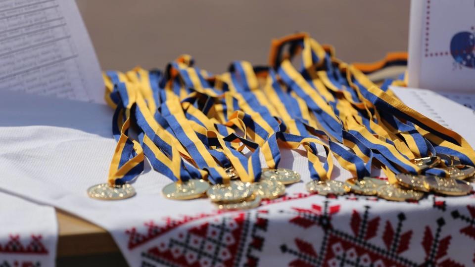 Волиняни вибороли десять золотих медалей на Чемпіонаті України з легкої атлетики