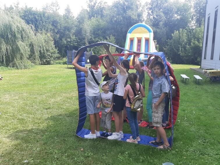 У Луцьку організували квест для дітей з сімей, які потребують особливої соціальної підтримки