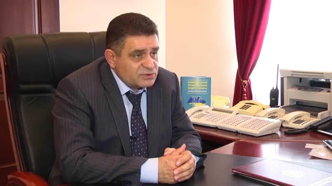 Екс-керівник міліції Волині став одним з керівників виборчого штабу «Слуги народу»