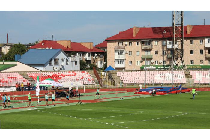У Луцьку розпочався чемпіонат України з легкої атлетики
