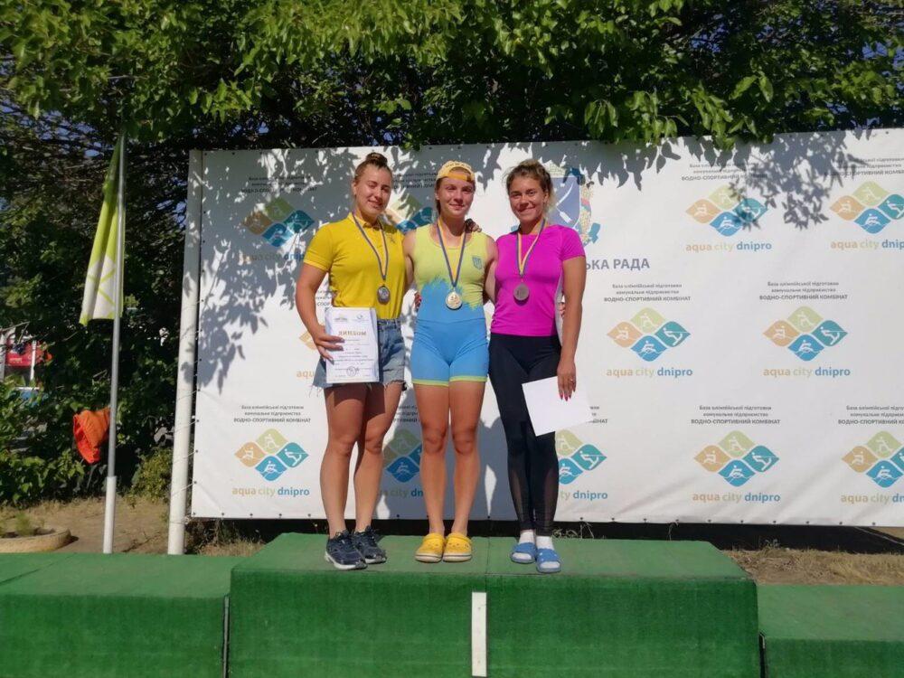 Спортсменка з громади поблизу Луцька успішно виступила на чемпіонаті України з веслування