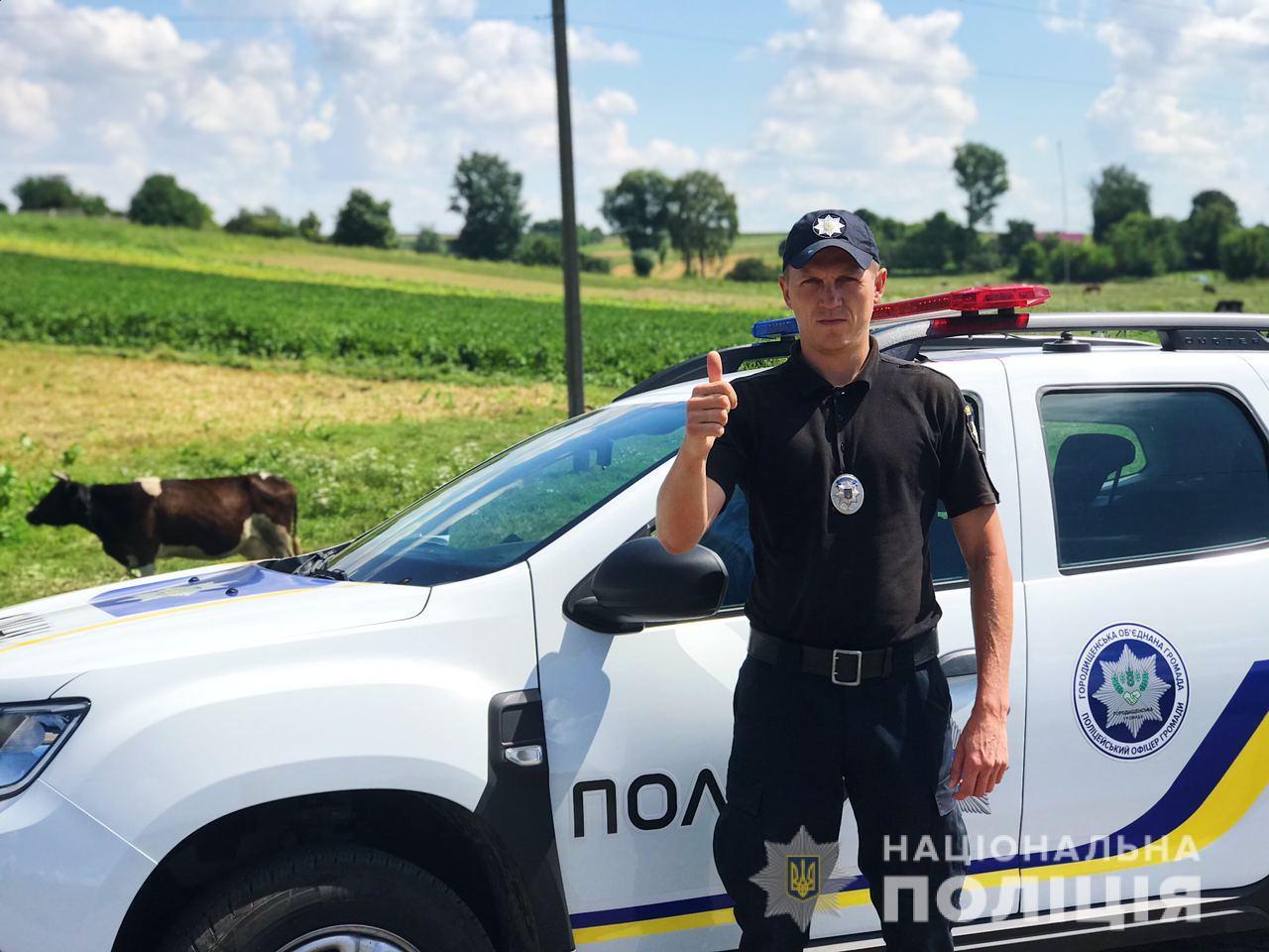 На Волині відкрили вже всі поліцейські станції в ОТГ, де діє проєкт «Поліцейський офіцер громади»