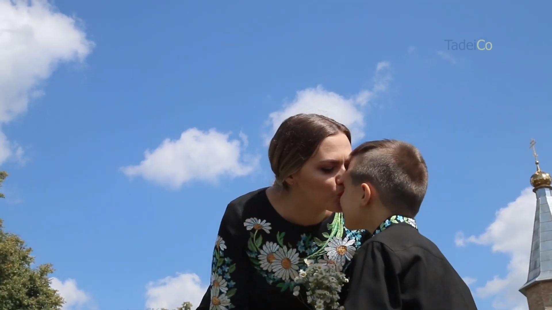 Маленький лучанин презентував відео-молитву за Україну