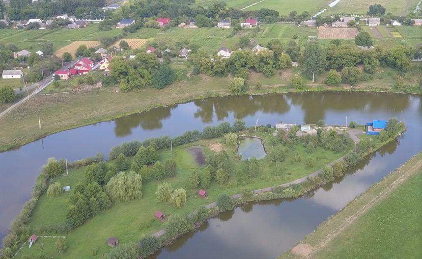 У громаді поблизу Луцька запрошують на відпочинок на півострові