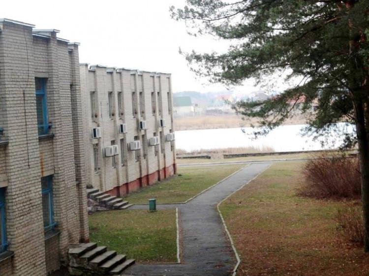 На Волині реконструюють будівлі санаторію під навчально-оздоровчий комплекс