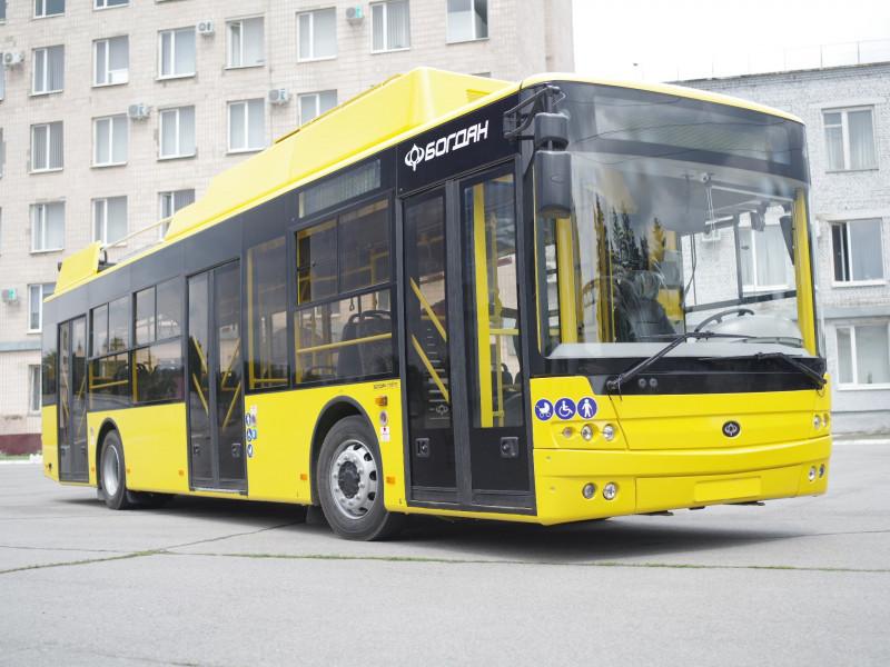 Луцьк отримає нові тролейбуси