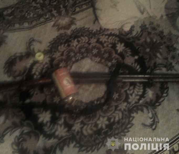 У волинянина вилучили незареєстровану рушницю