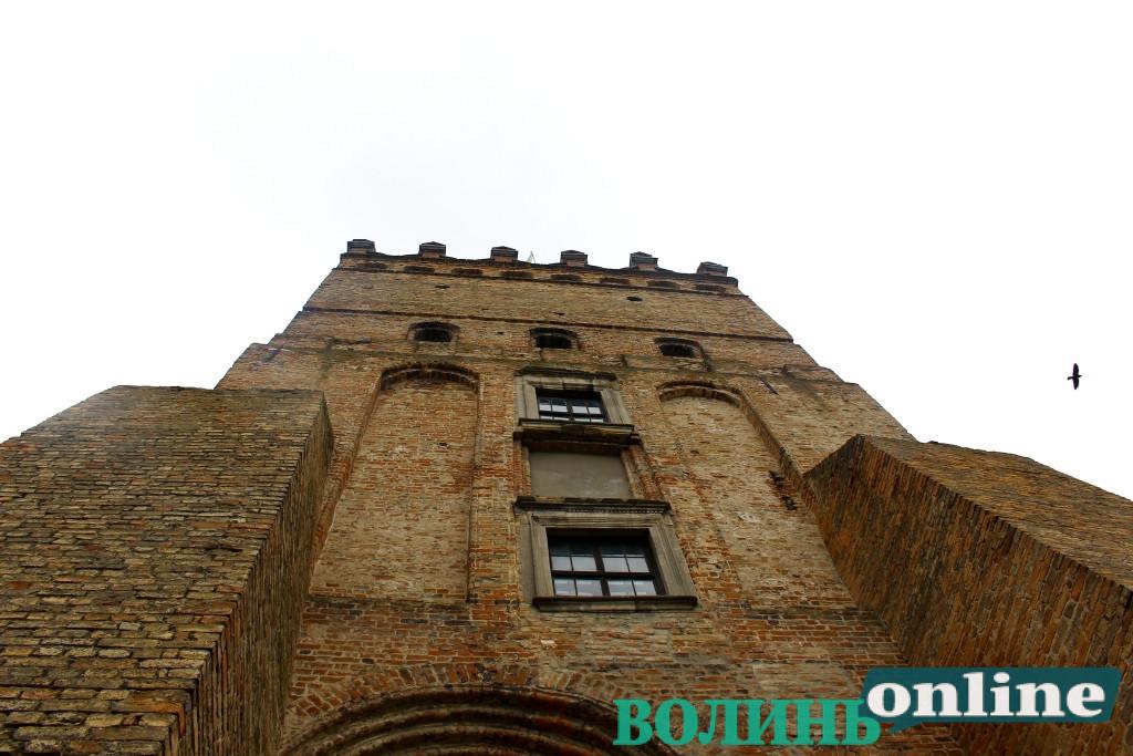 Понад 200 тисяч спрямують на план організації території історико-культурного заповідника у Луцьку