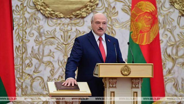 Латвія і Естонія не визнали Лукашенка легітимним президентом Білорусі