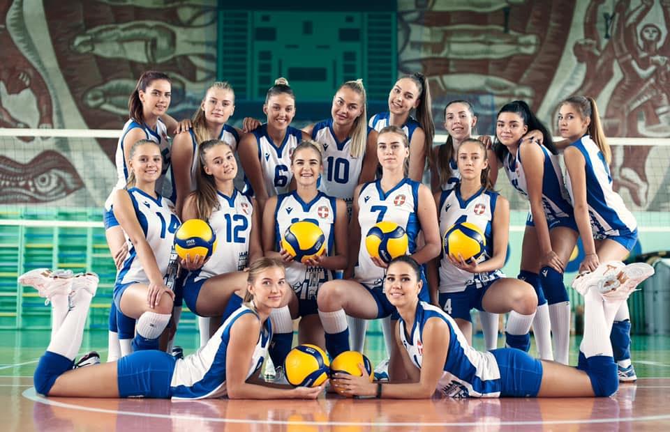 Команда «Волинь-Університет-ОДЮСШ» стала срібним призером турніру з волейболу