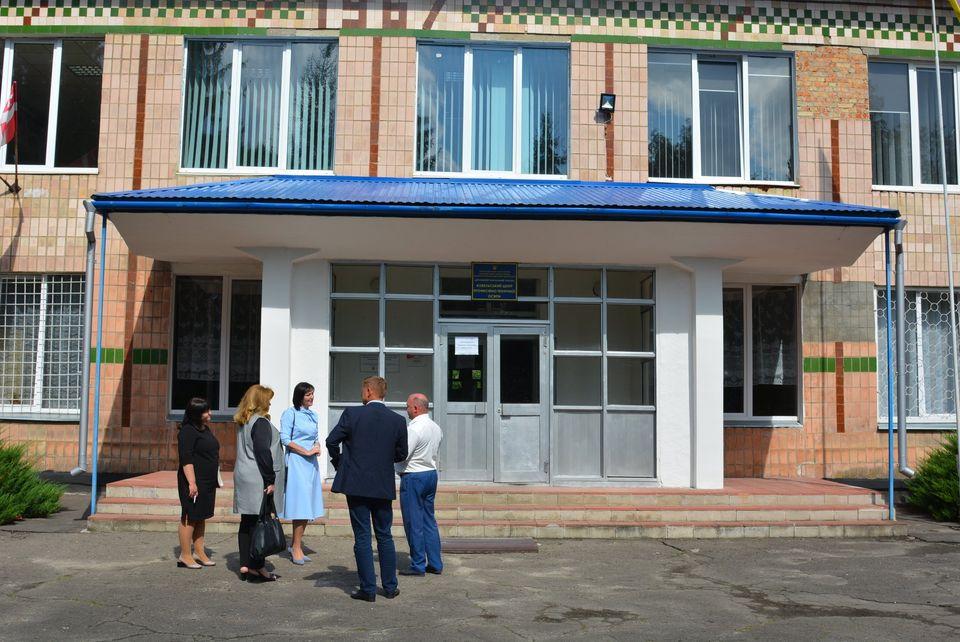 Представники обласної влади проінспектували Ковельський центр професійно-технічної освіти
