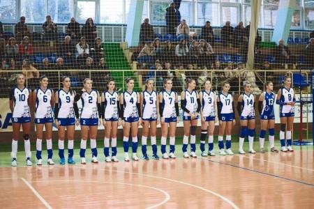 Волинська волейбольна команда двічі перемогла на старті сезону