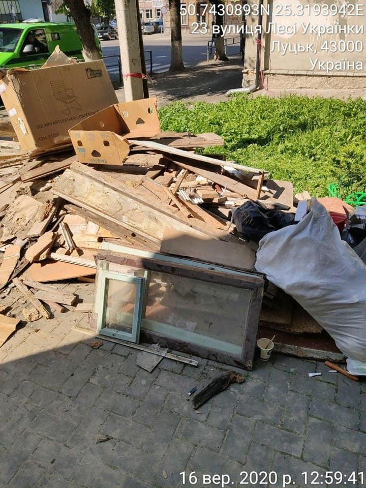 Лучанин самовільно переобладнав квартиру під нежитлове приміщення