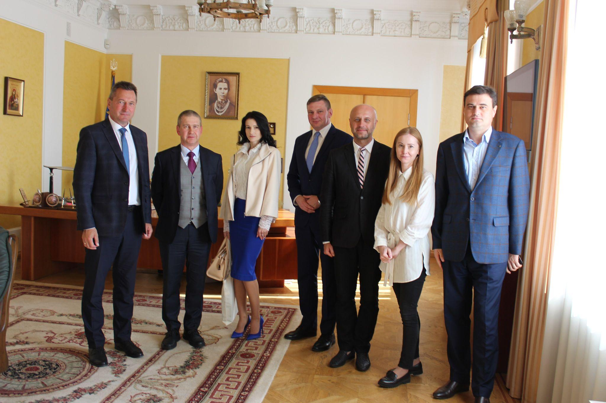 У Лесиному виші відбудеться Міжнародна конференція програми транскордонного співробітництва «Польща–Білорусь–Україна»