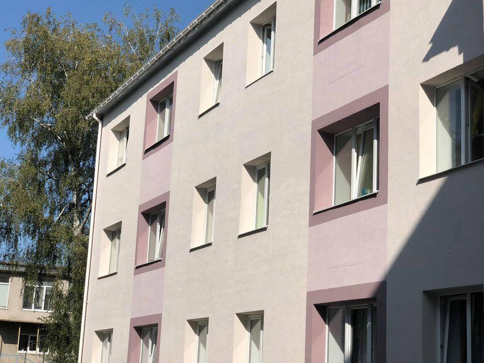 У Луцьку завершують капремонт фасаду музичної школи