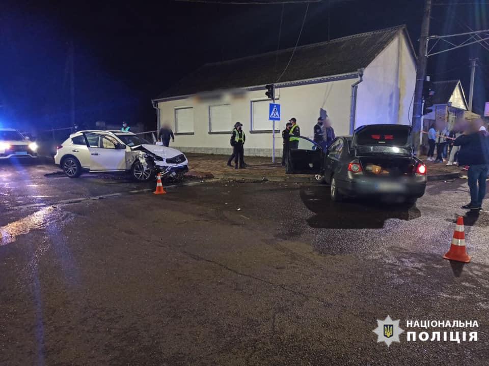 Поліція встановлює обставини летальної ДТП у Луцьку