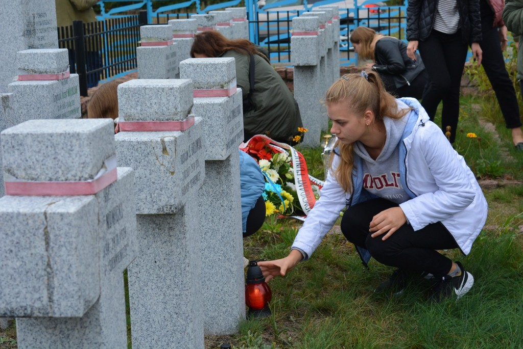 На Волині вшанували загиблих у 1939 році польських солдат