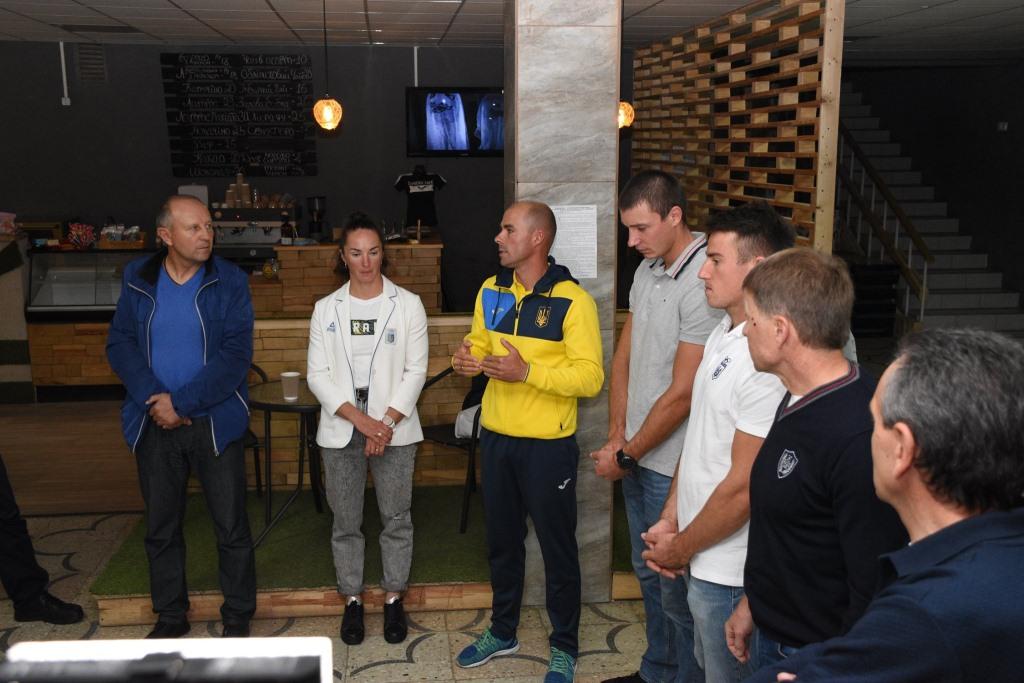 У Луцьку хочуть привести до ладу тренувальну базу веслувальників