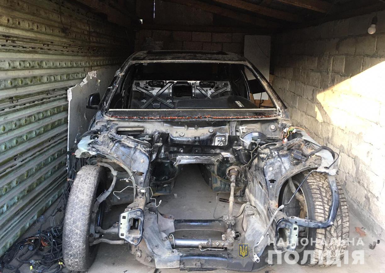 На Волині викрили викрадачів автомобіля