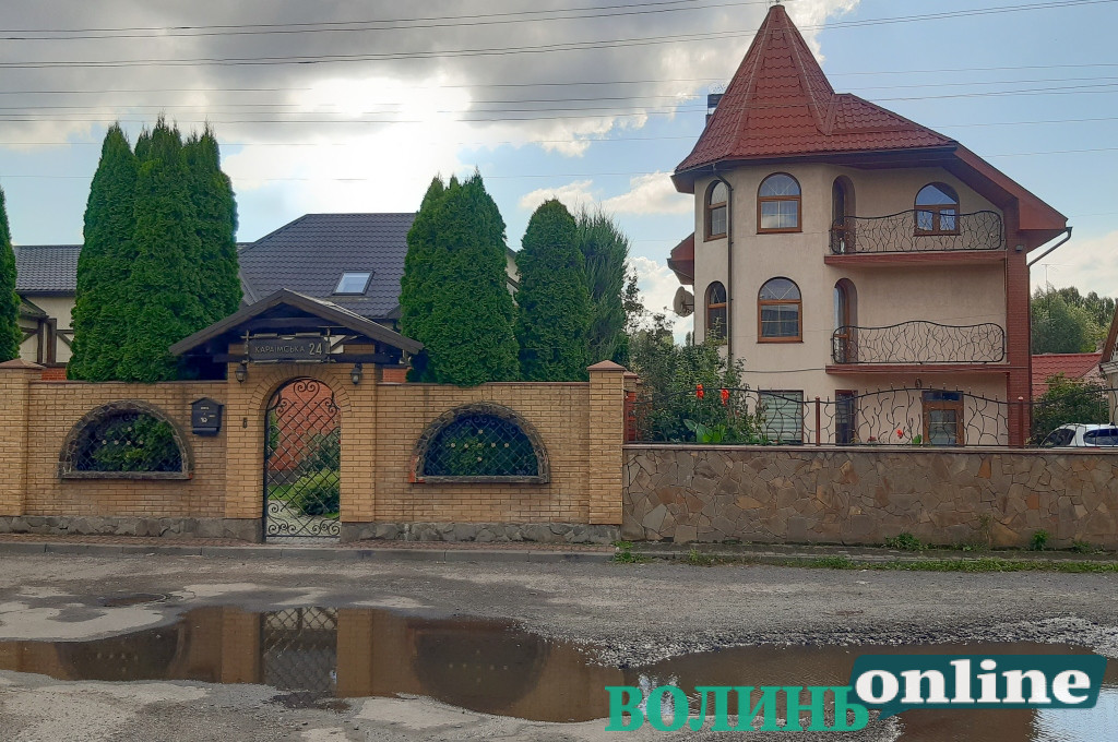 Митник і митник – хто живе у двох найбільших маєтках заповідної зони Луцька