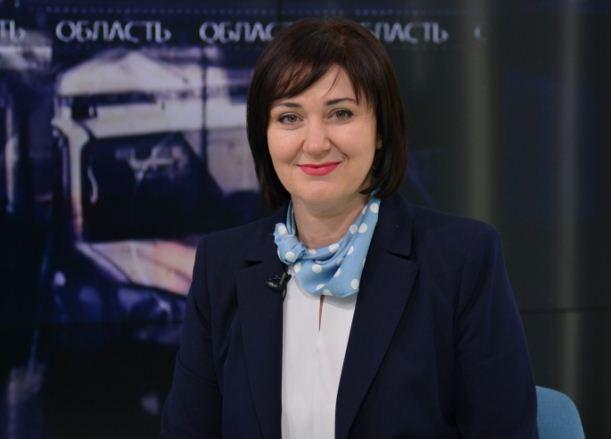 Голова Волиньради прозвітувала про роботу за минулий рік