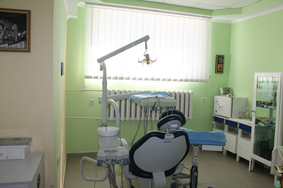 У Луцькому прикордонному загоні збільшили потужність санітарного відділення медичної частини