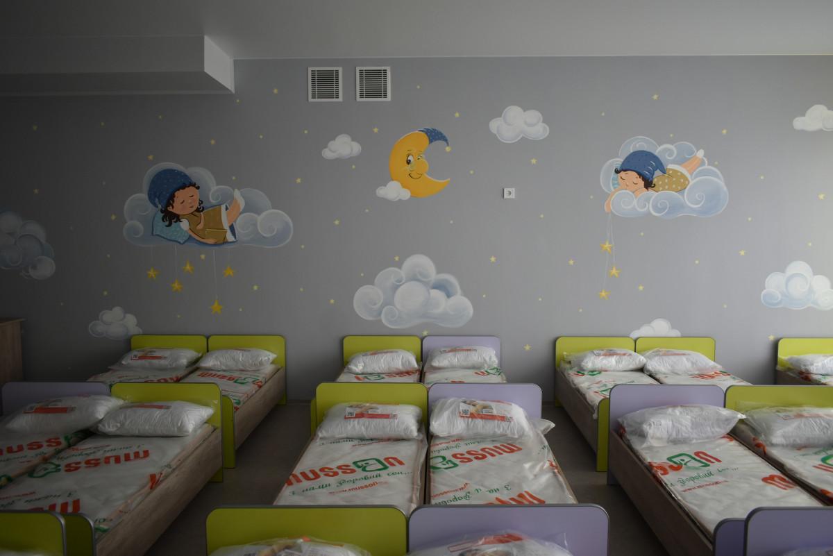 Поблизу Луцька відкрили новозбудований дитсадок