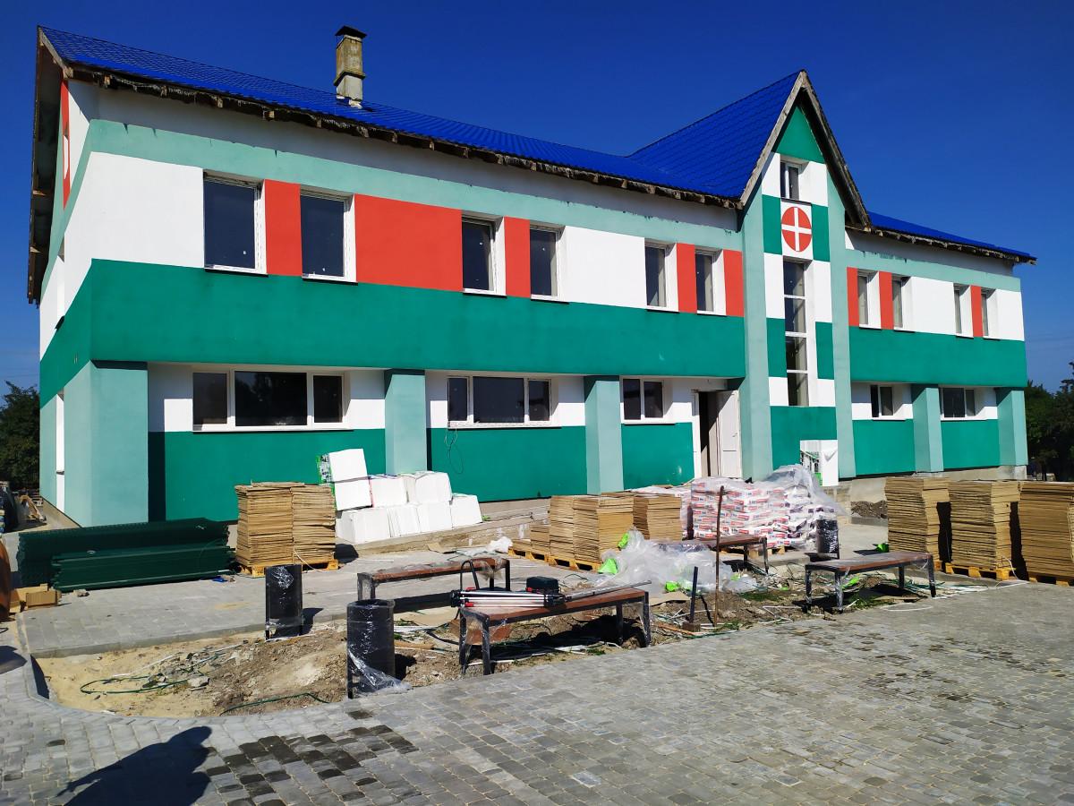 Голова ОДА оглянув ремонтні роботи у Турійському районі