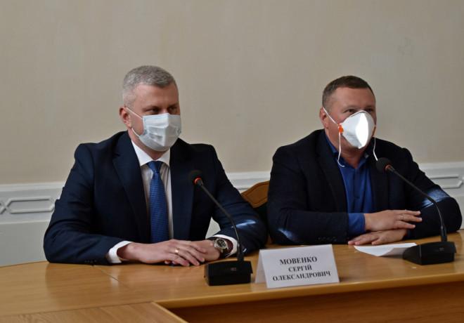 Першим заступником голови Волинської ОДА став колишній правоохоронець з Луганщини