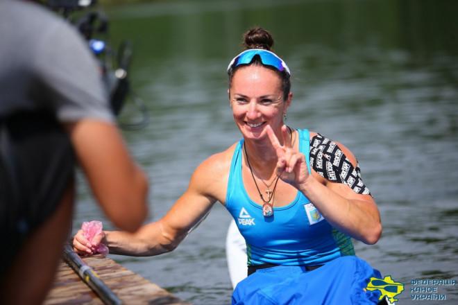 Волинська спортсменка виборола золоту медаль на Кубку світу з веслування