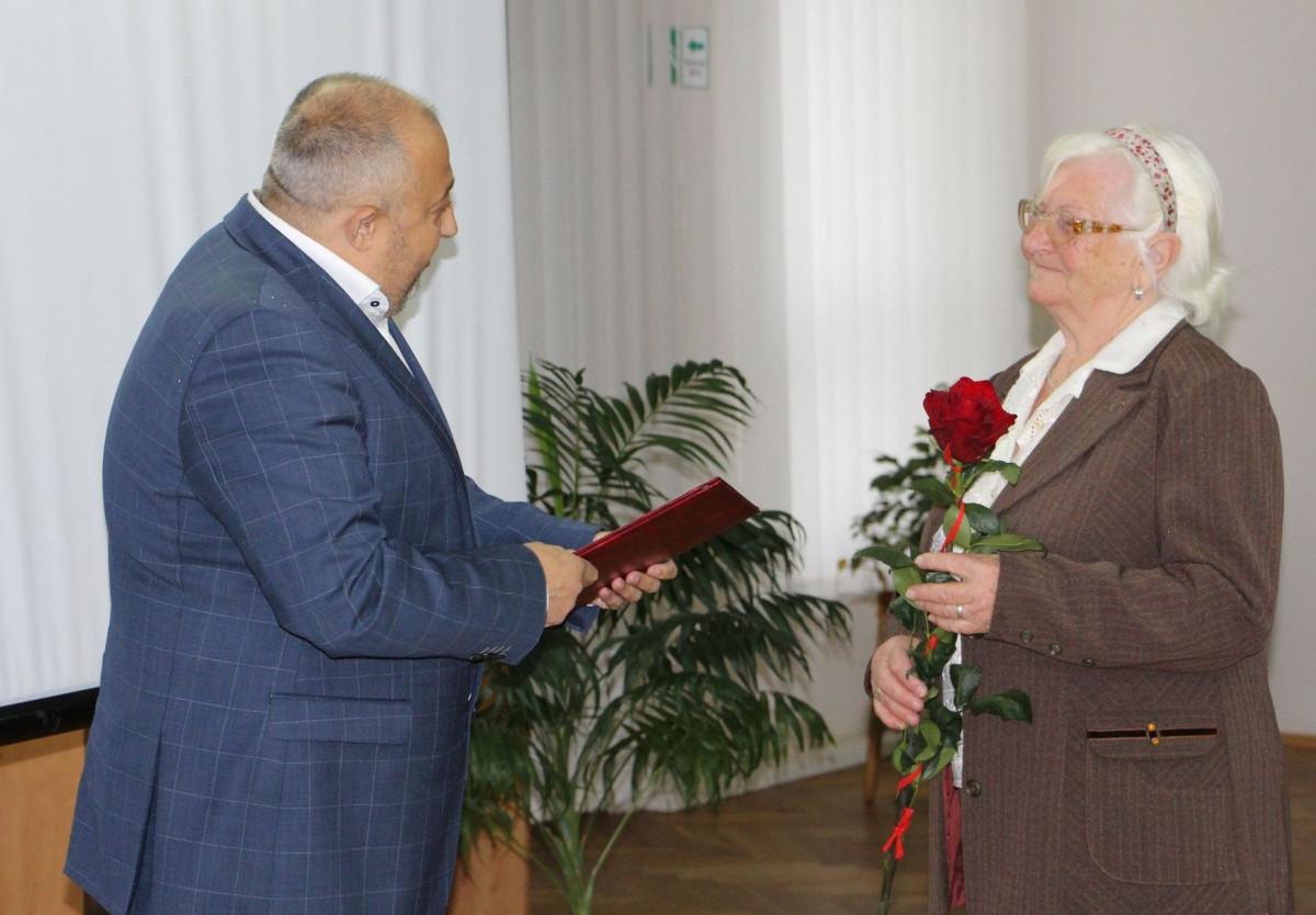 Волинська обласна наукова бібліотека святкує 80-річчя