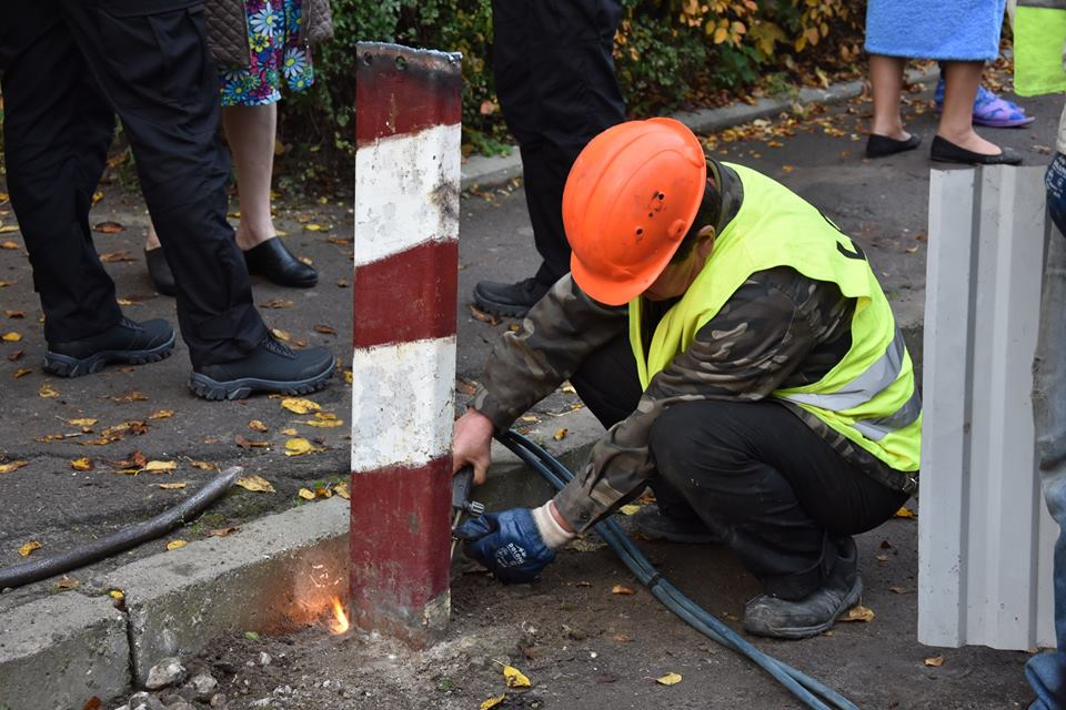У Луцьку планують демонтувати низку обмежувачів руху
