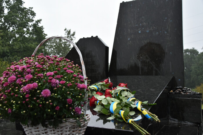 Лучани вшанували пам'ять жертв масових страт у Бабиному Ярі