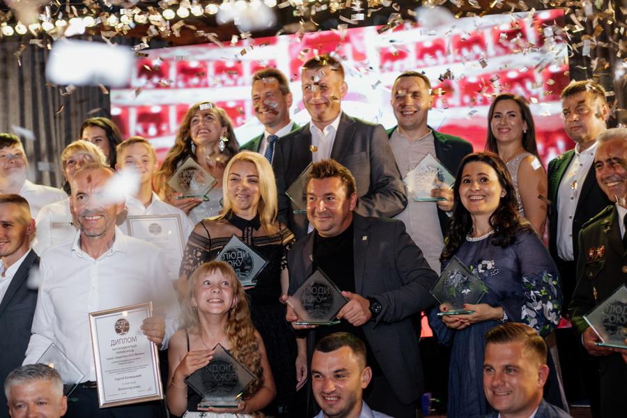 У Луцьку відзначили переможців Премії «Люди року-2020. Волинь»