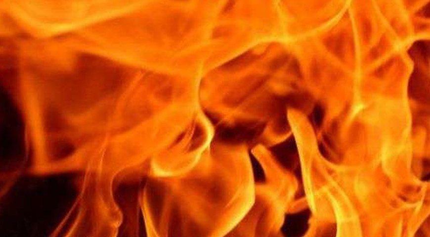 На Волині ліквідували пожежу вантажівки