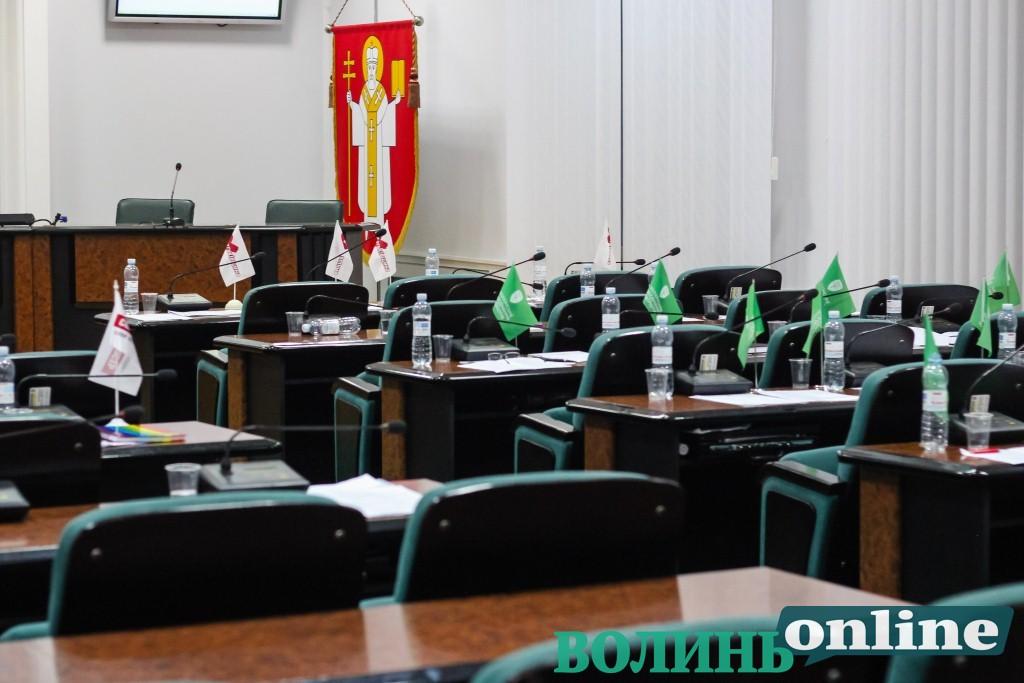 Луцька міськрада 2015-2020: зміни політичних кольорів та старт нової виборчої кампанії