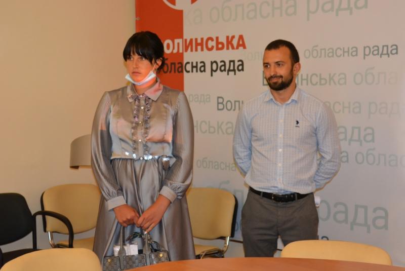 Кандидатам на посаду керівника центру «Спорт для всіх» у Волиньраді рекомендували працювати в тандемі